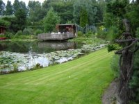 De tuin van Maria en Toon Rondleiding Natuurtuin Meulenwiel