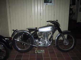 Norton Museum Museum Norton oude motoren